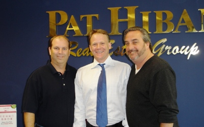 Top Agents Pat Hiban John Bendall Brett Ellis Real Estate Leaders
