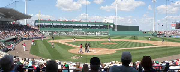 sports Minnesota Twins Spring Training Complex Hammond Stadium