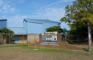 Three Oaks School in San Carlos