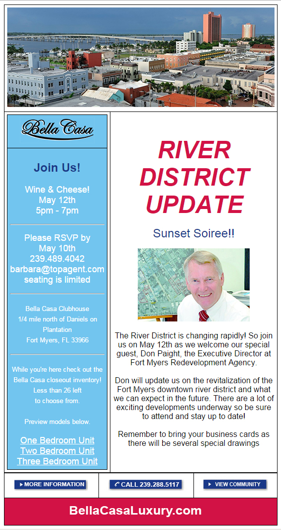 River District Update